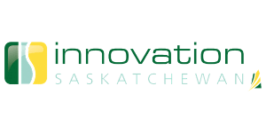 Innovation Saskatchewan logo.