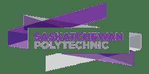 Saskatchewan Polytechnic logo.