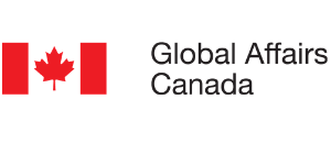 Global Affairs Canada logo.