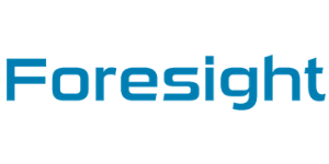 Foresight logo.