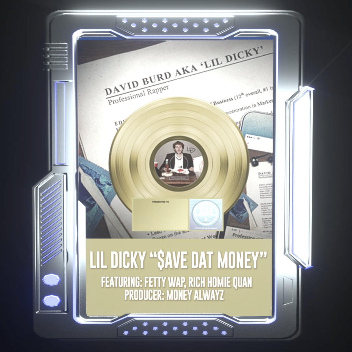 """Lil Dicky's """"Save Dat Money"""" — Publishing Royalties"""
