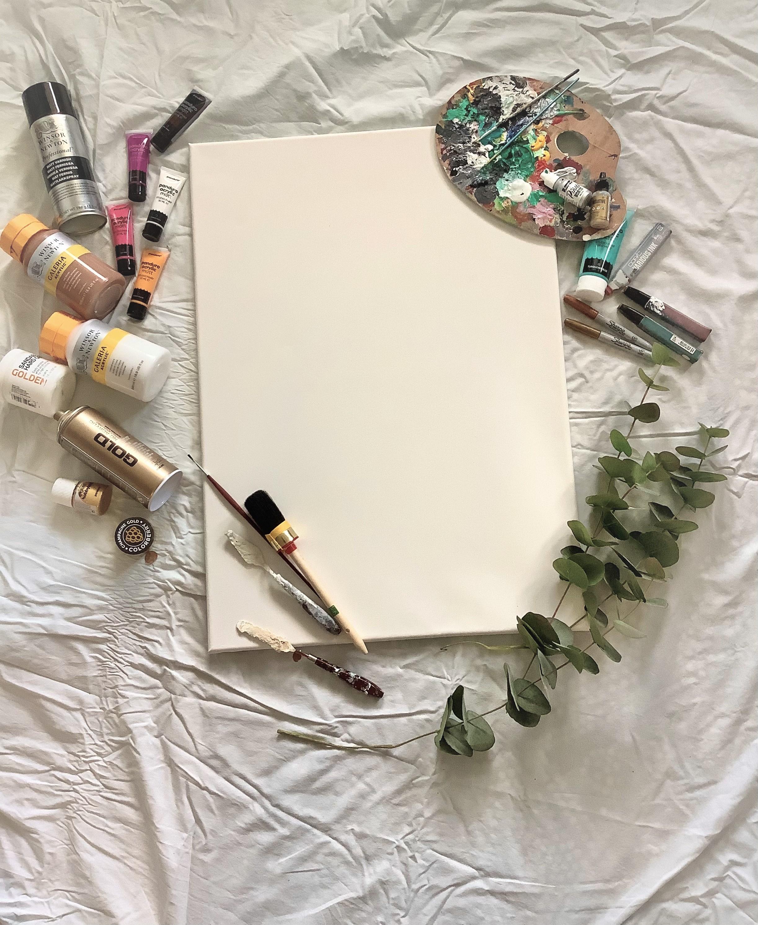 beställ egen canvastavla