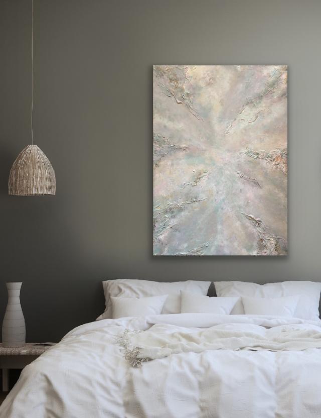 Canvastavla abstrakt konst