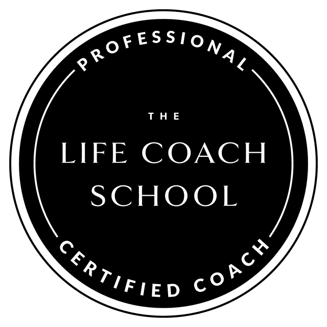 Life Coach School Certification Badge
