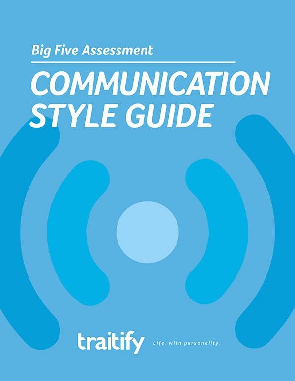 Big Five Communication Guide