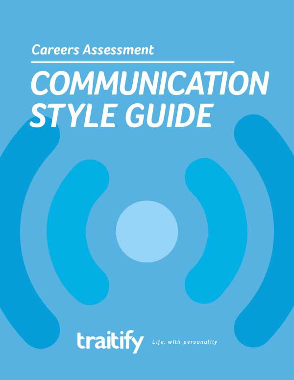 Careers Assessment Communication Guide