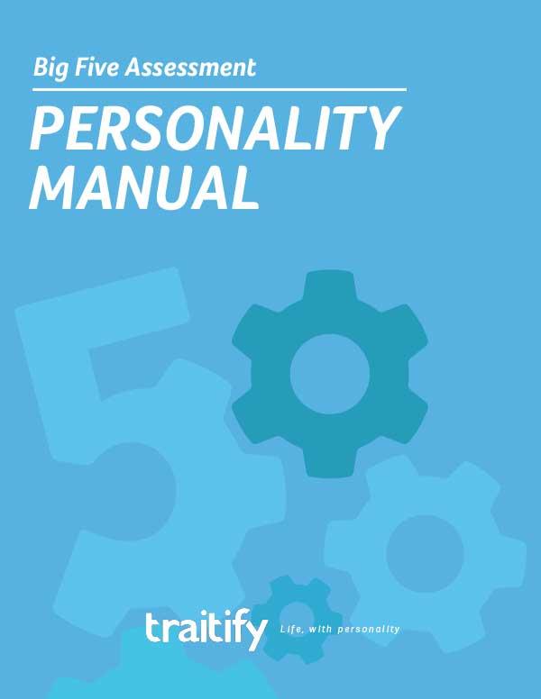 Big Five Manual