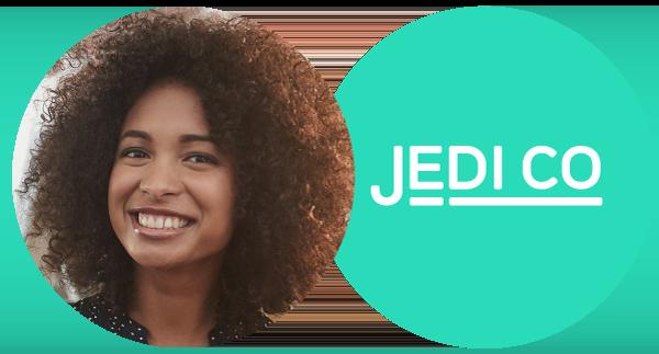 Follow Mara's journey through interaction with Jedi Co.
