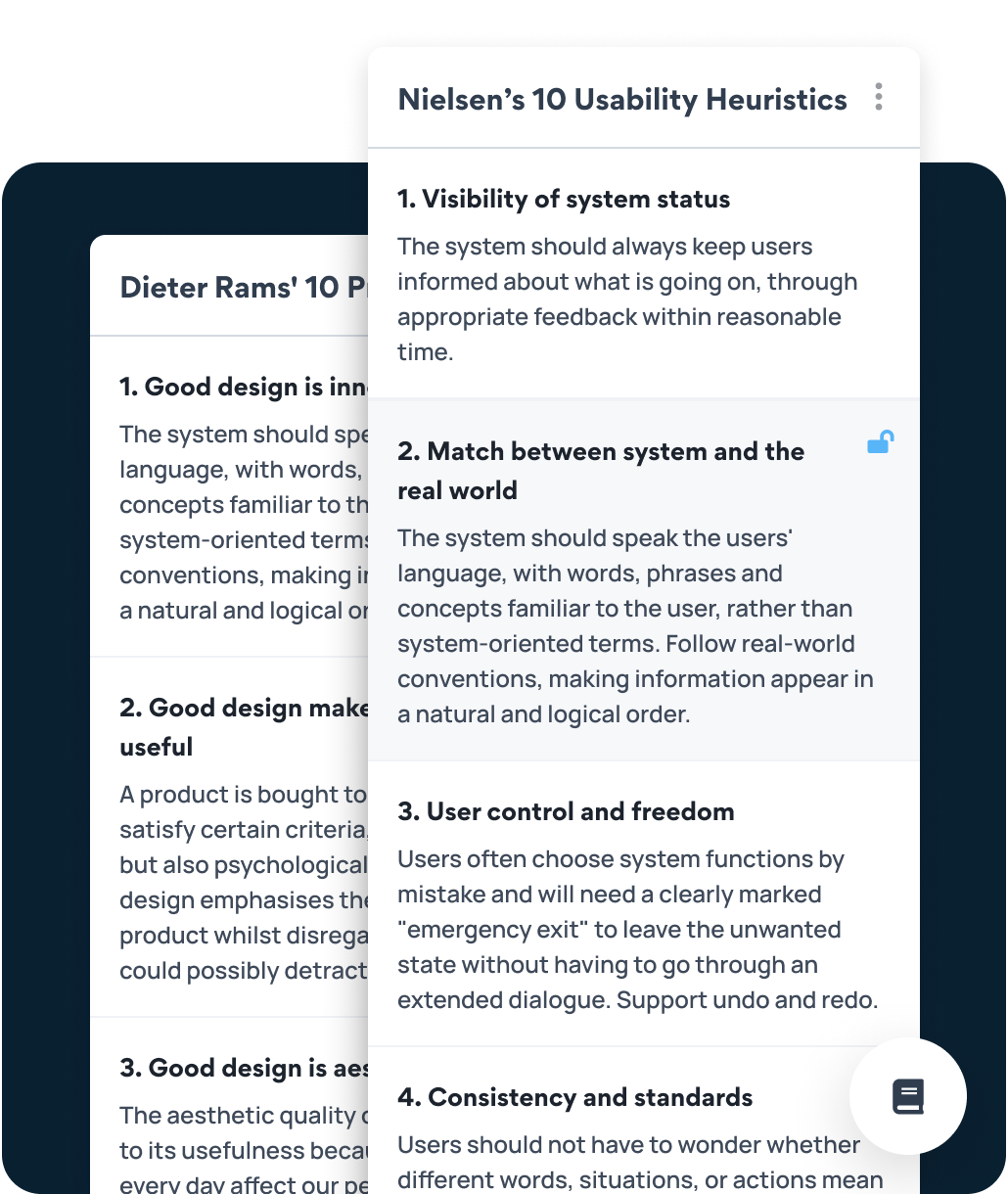 Heuristic systems, and guidelines for remote collaboration.