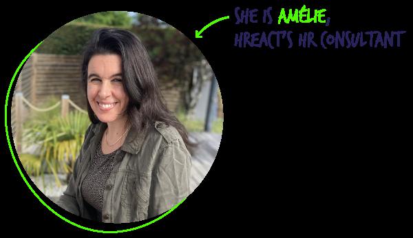Amelie Kergoat, HR Consultant