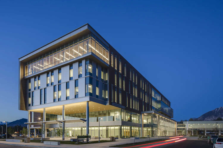 Utah Valley University Classroom Building