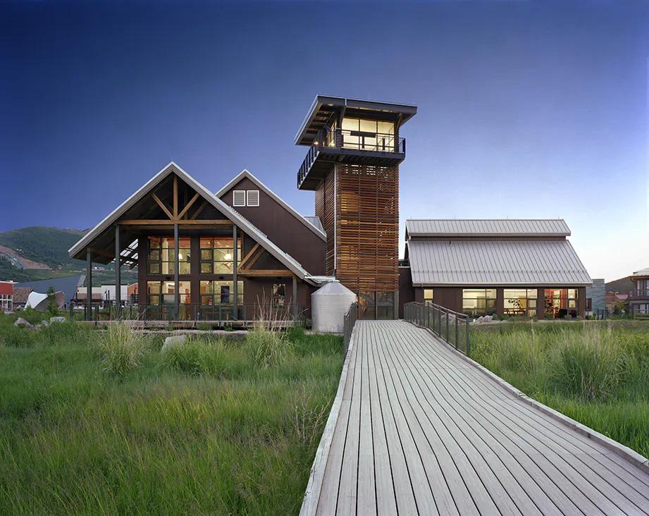 USU Swaner Preserve and Ecocenter