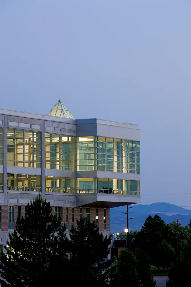 UVU Fulton Library