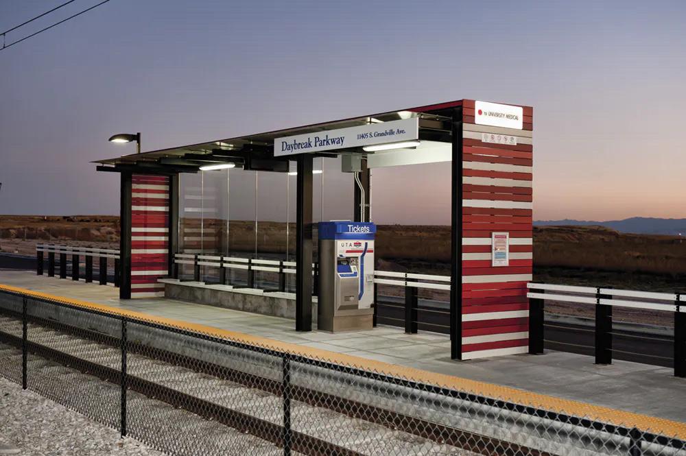 UTA TRAX: Mid-Jordan Line