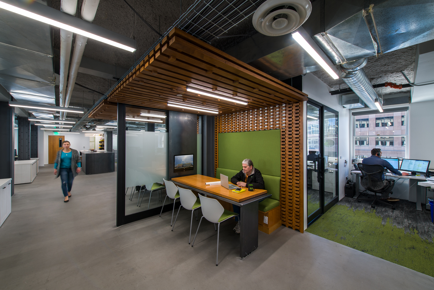 Designing a 2020 Office in a 1912 Building