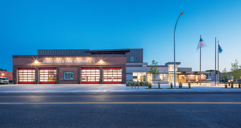 Idaho Falls Fire Station