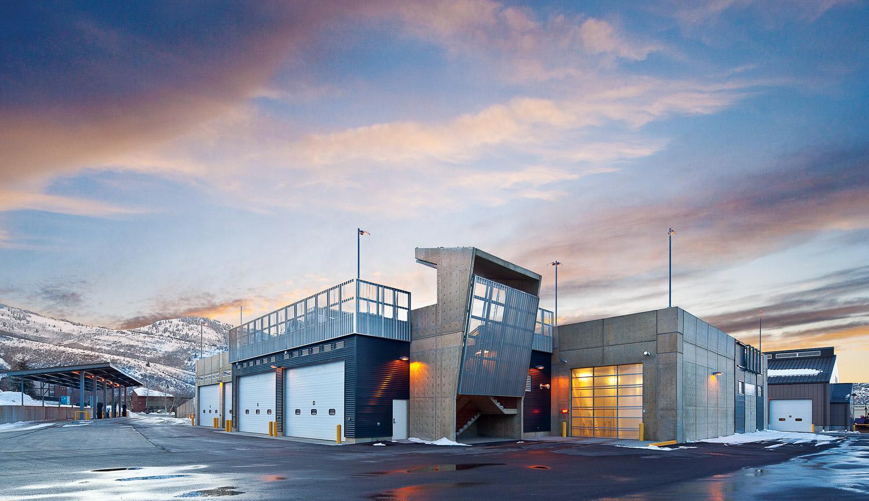Ironhorse Transit Operations Facility
