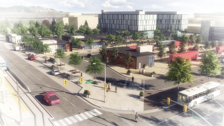 University of Utah Mobility Hub Study