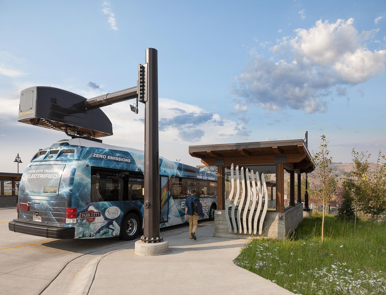 Kimball Junction Transit Center