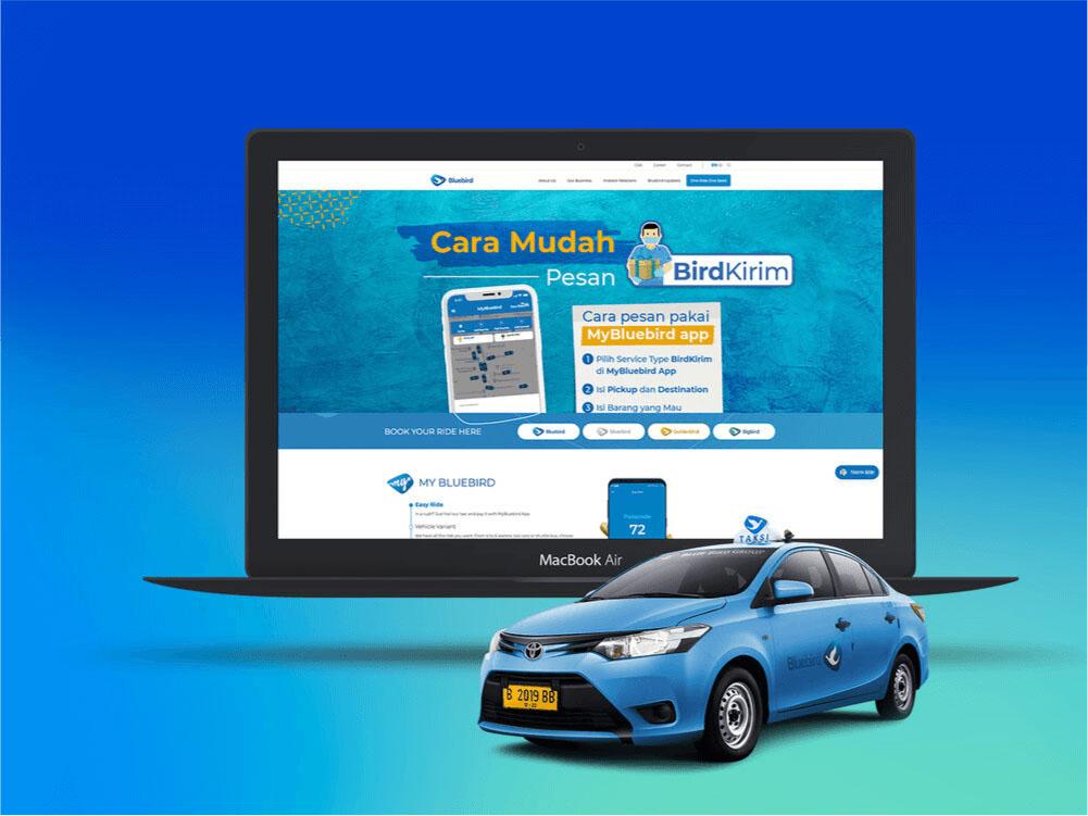 Bluebird Website Revamp
