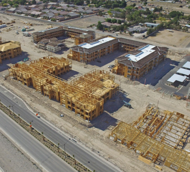 The Vue framing project