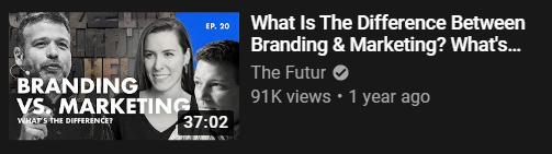 Youtube video op basis van populaire content