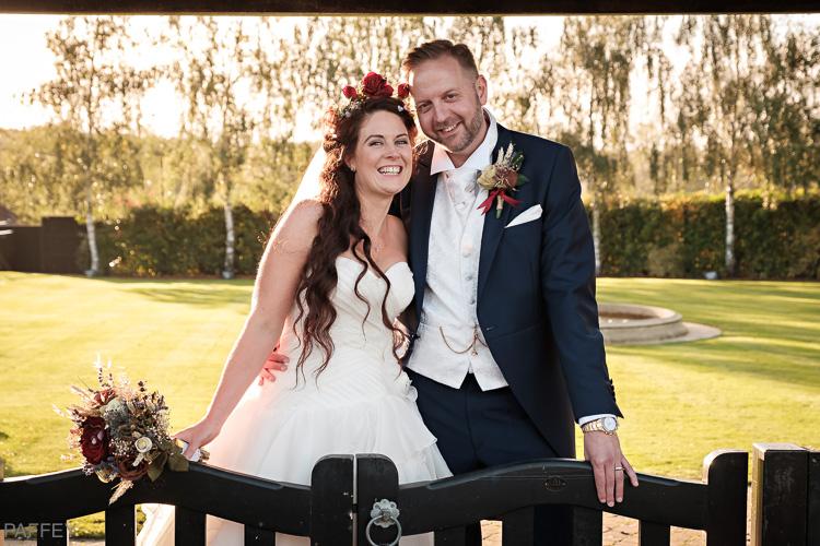 classic wedding photo