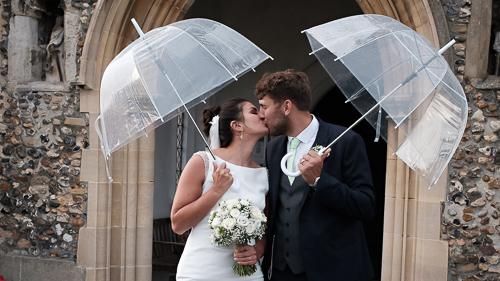 Samantha and Kyle's Fun Wedding