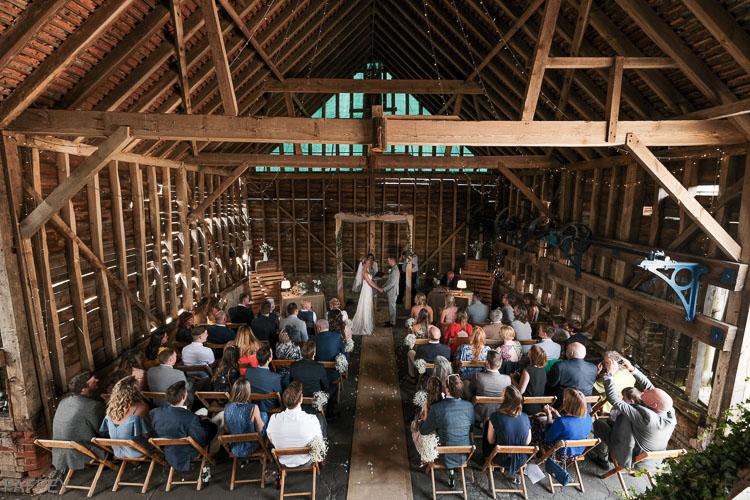the barns at lodge farm nazing interior shot