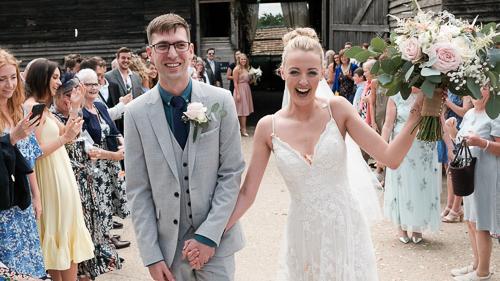 The Barns at Lodge Farm Wedding
