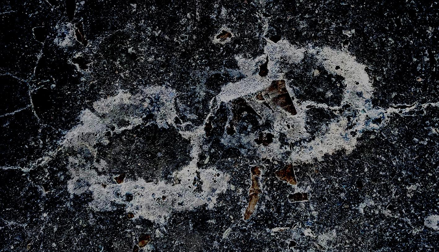 fotografiet viser et hybrid landskab på den Græske Ø, Hydra
