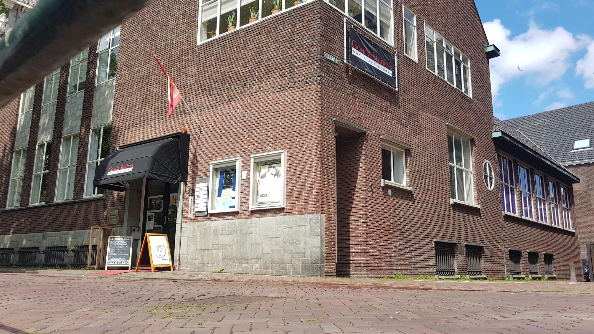 Praktijkruimte Wutah aan de Molenwerf 1 (hoek Oosthaven 12)n