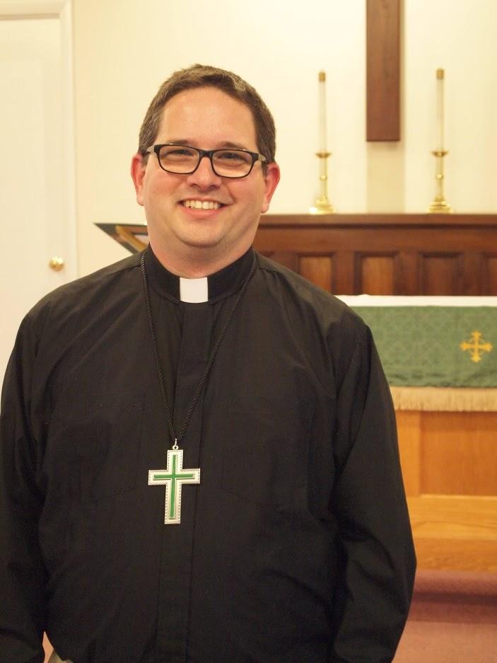 Headshot of Pastor Bryan