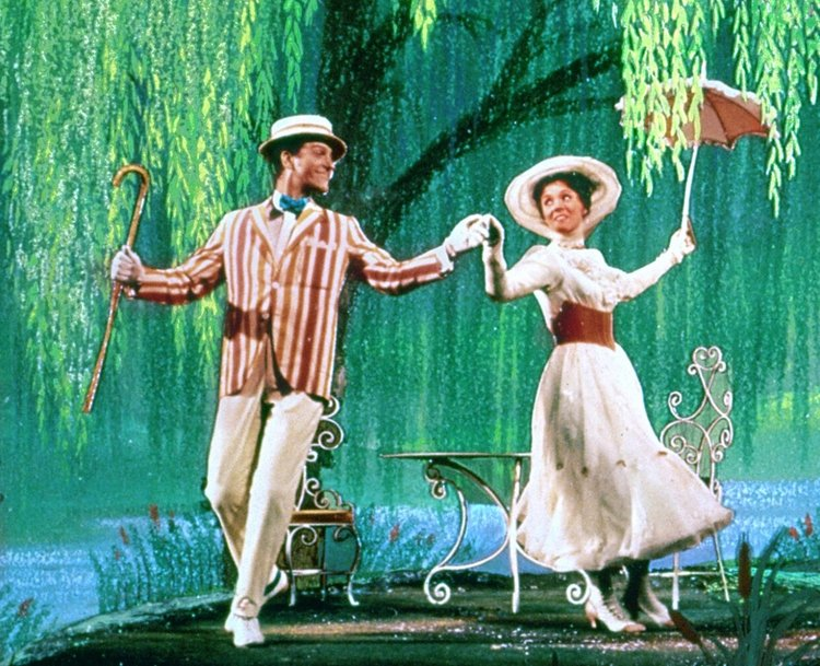 Walt Disney Productions— Mary Poppins