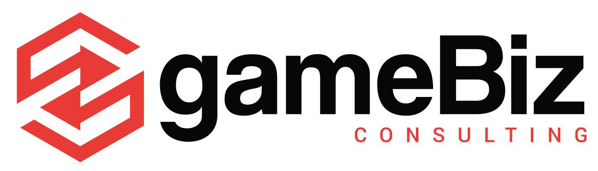 GameBiz Black Logo