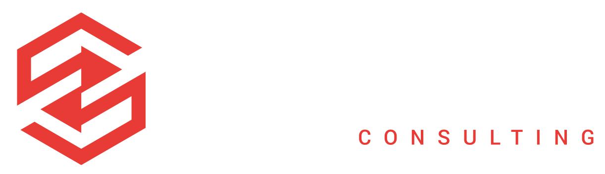 GameBiz White Logo