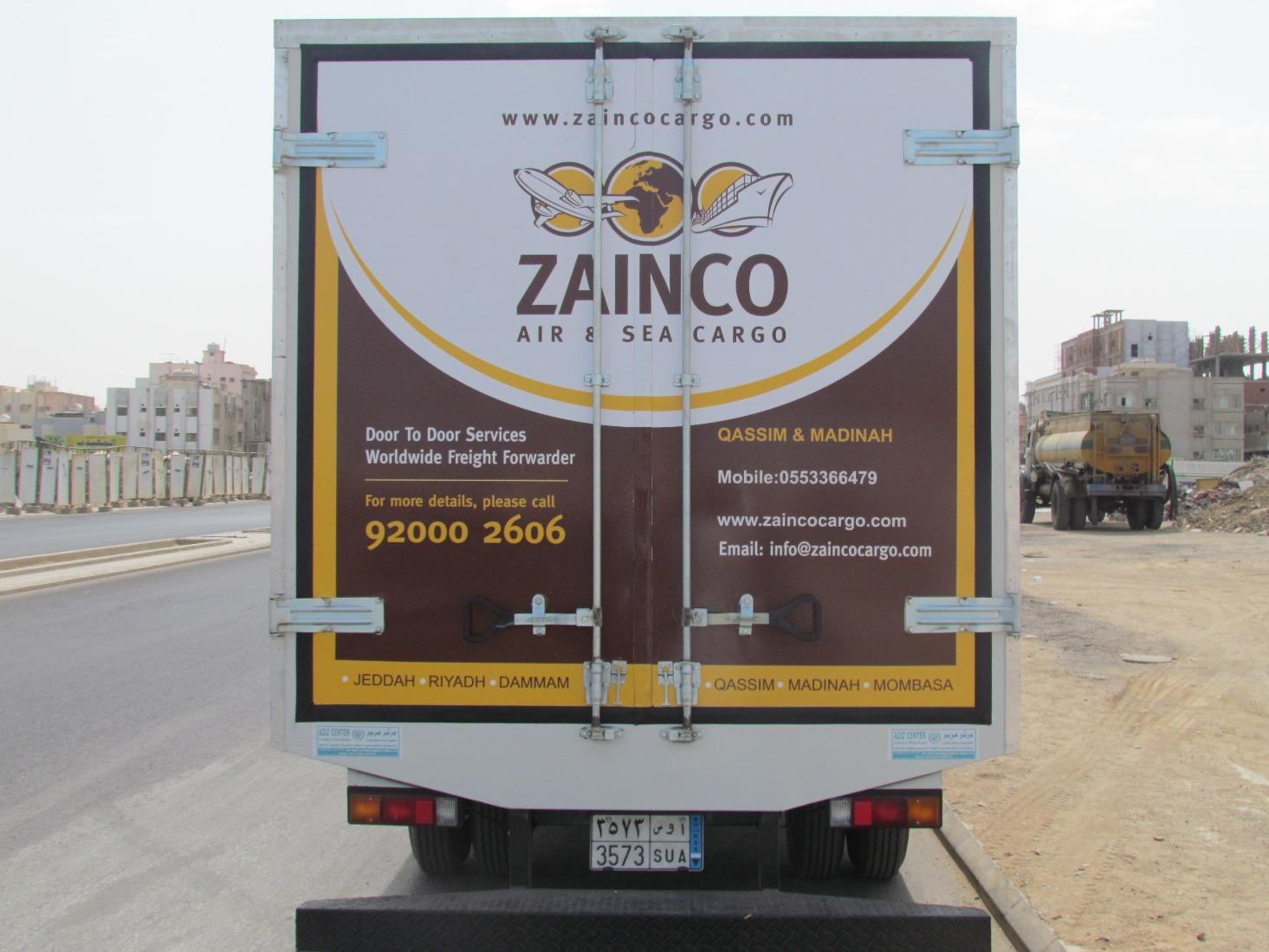 Zainco Cargo Truck