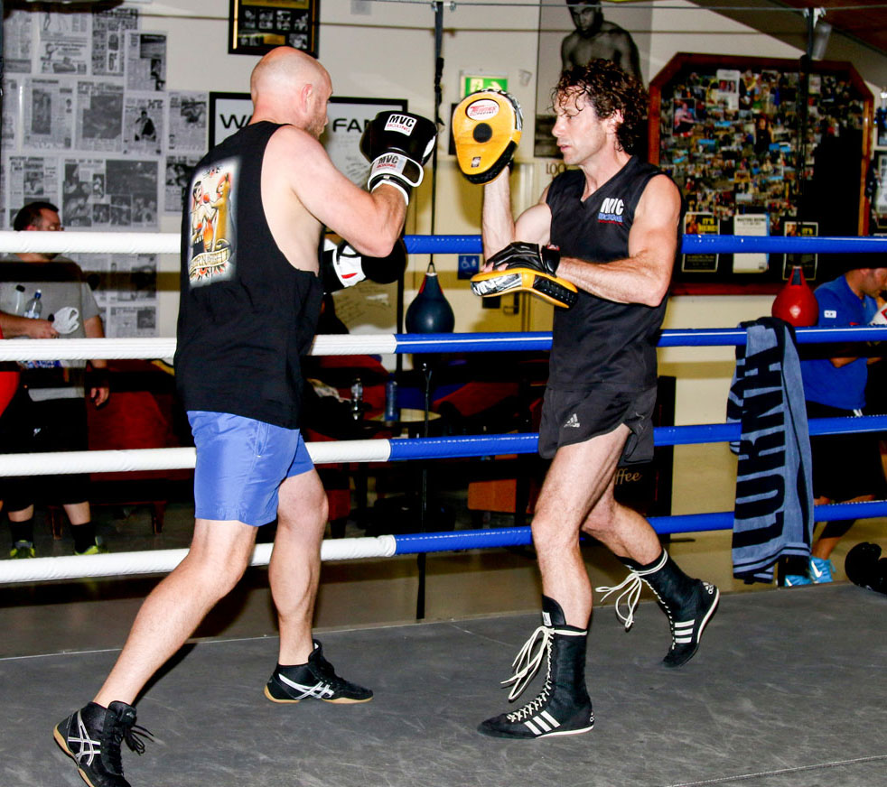 MVC Boxing - Personal Training available