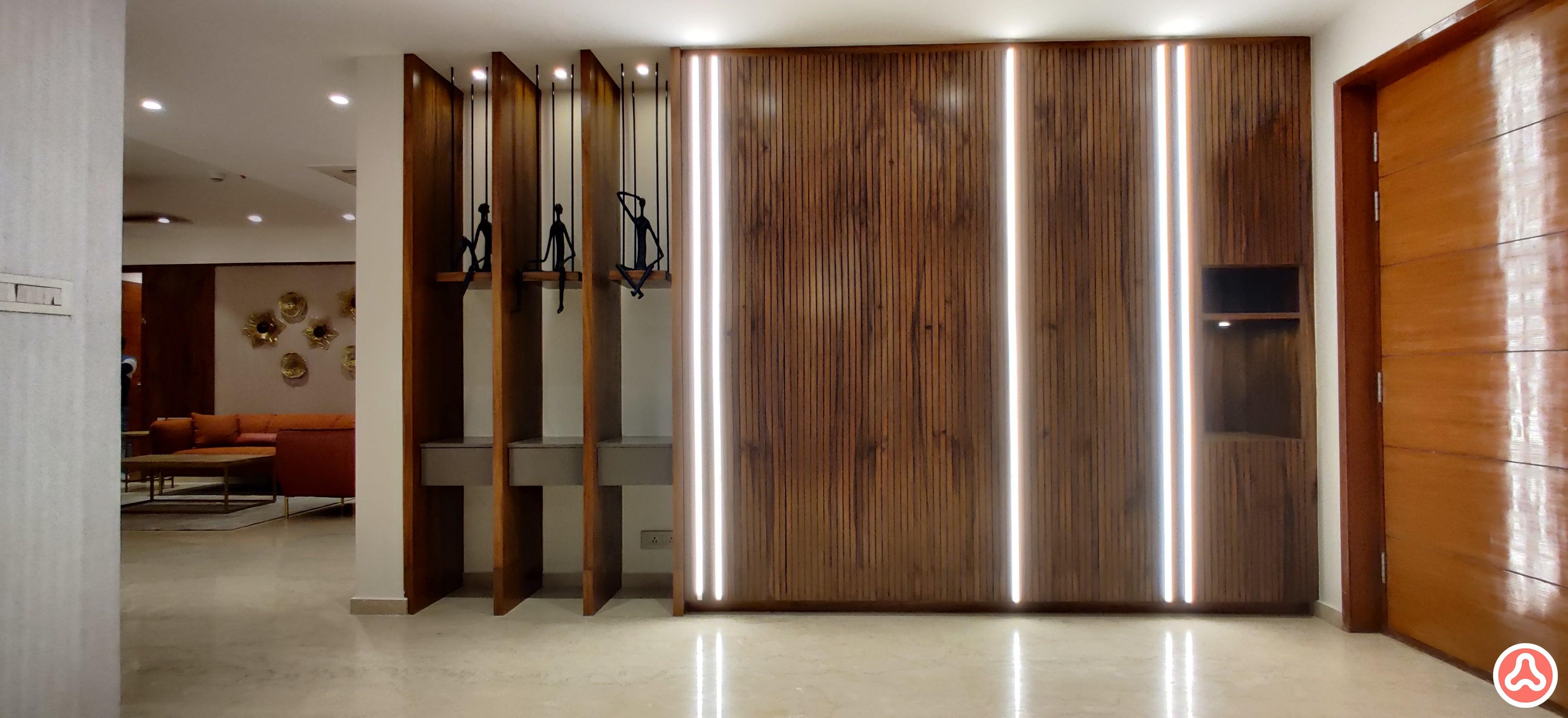 Display wall unit designs