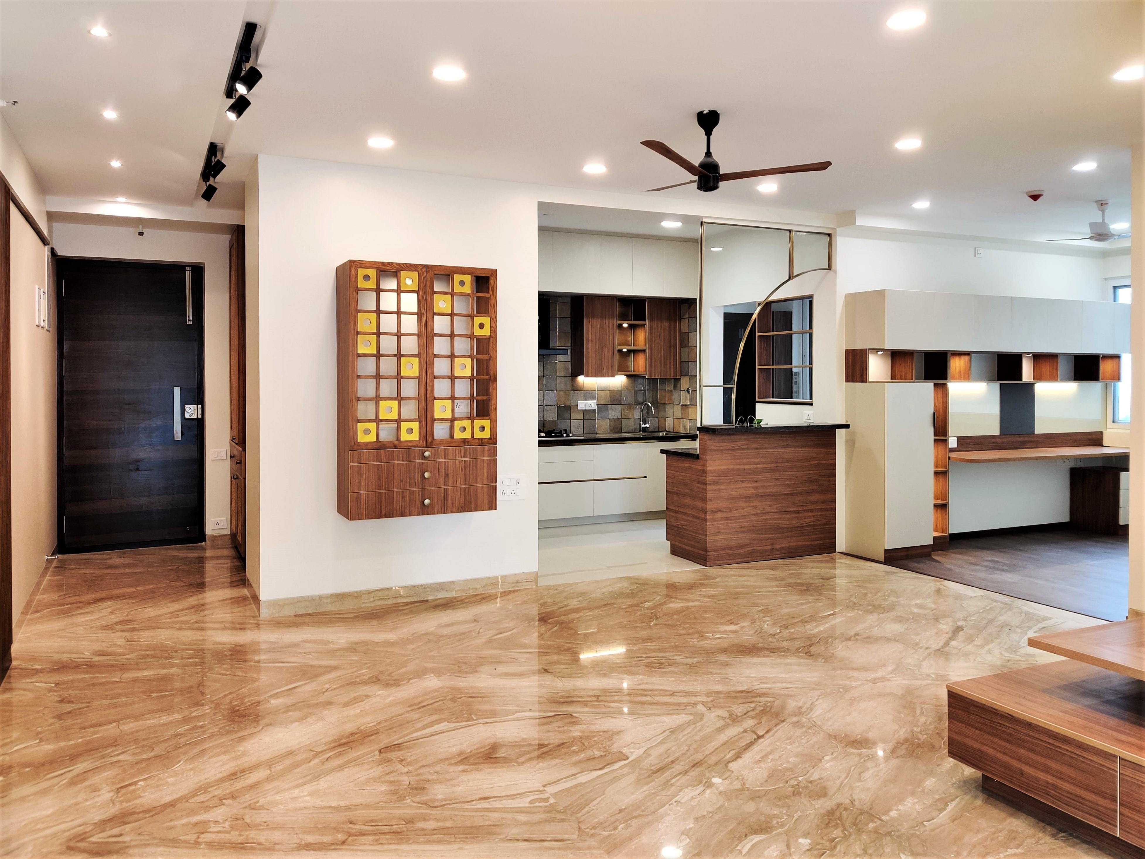 Home interiors in Bangalore