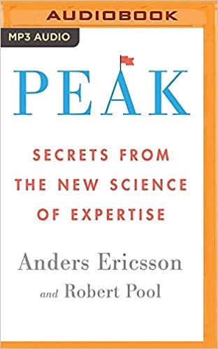 Peak: Secrets from the New Science of Expertise Review
