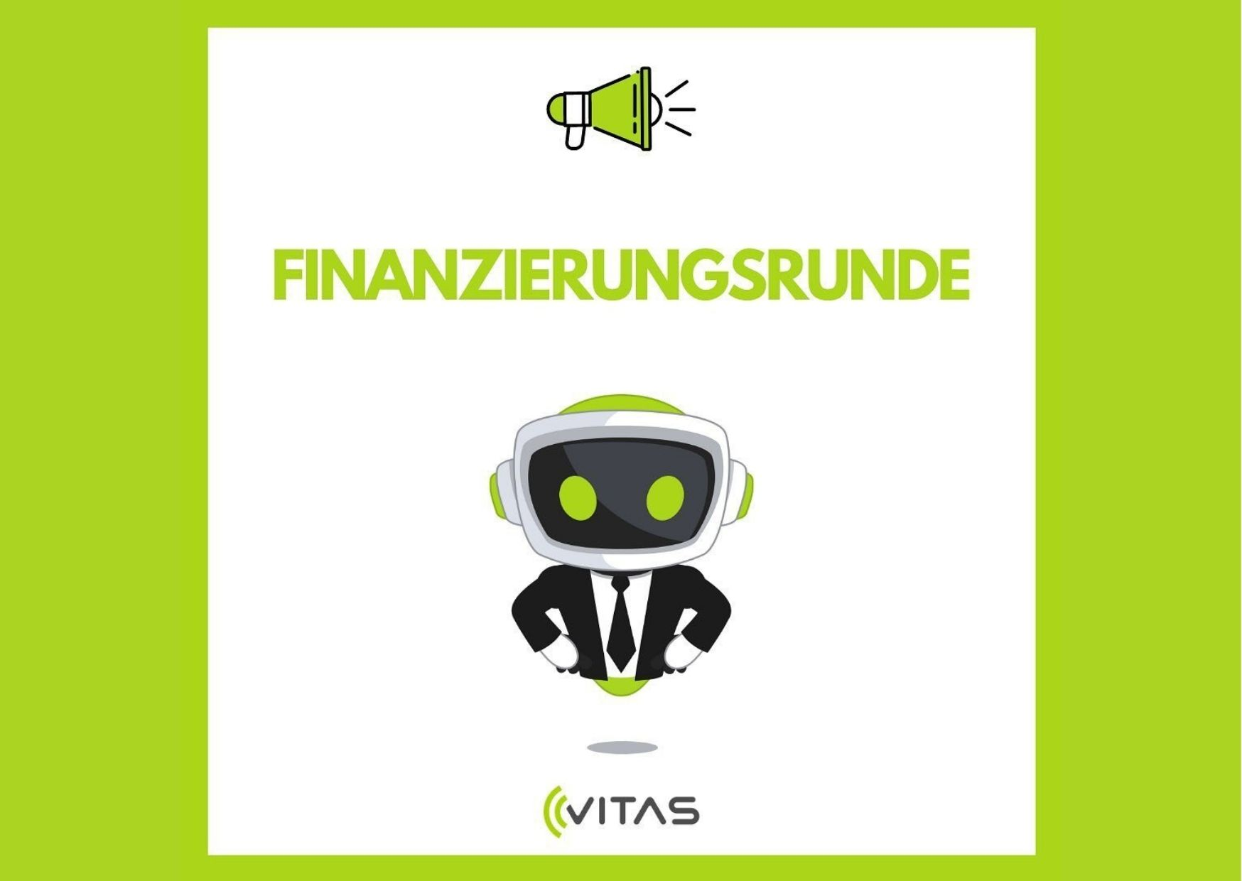 VITAS erhält Investment von den Müller Medien
