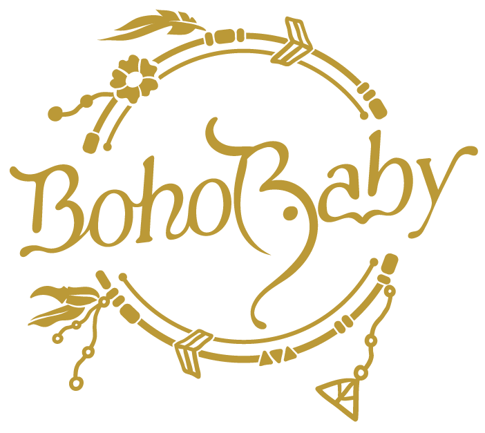 Boho Baby Logo