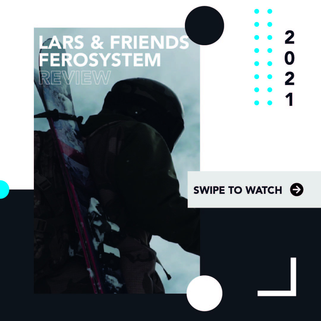 Instagram: Lars&Friends Ferosystem Review