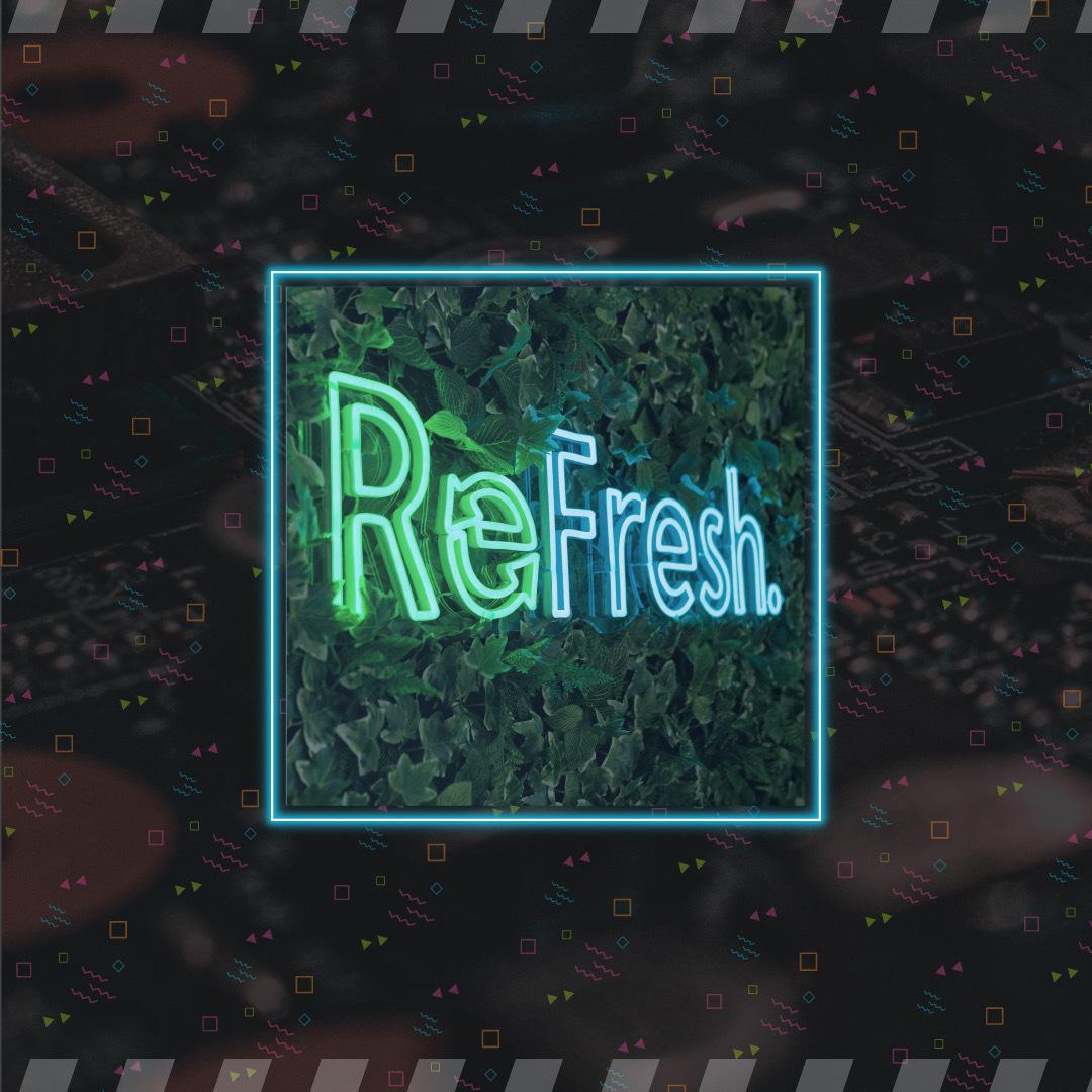 Instagram Post für Refresh