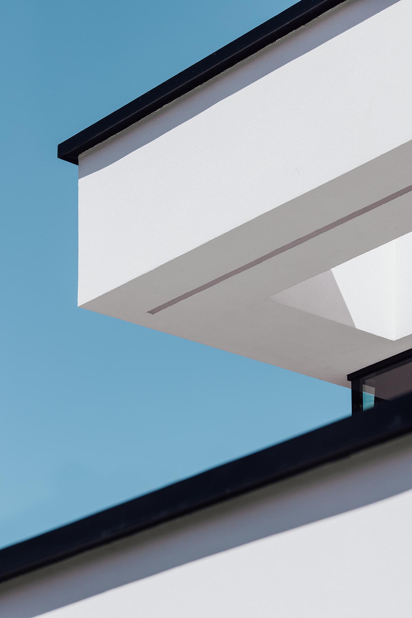 House JDC exterior detail