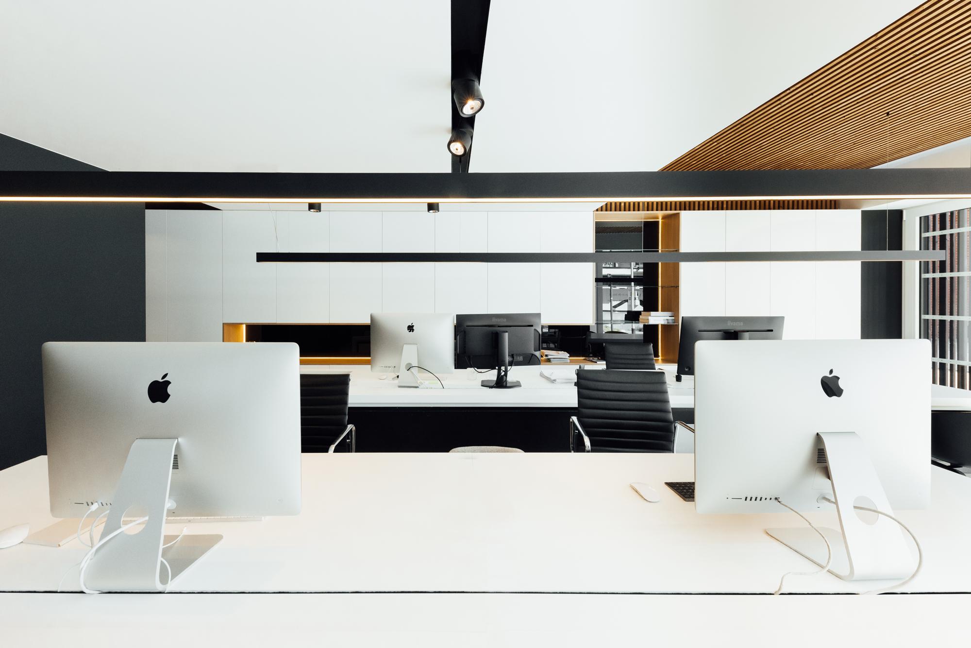 Komplex Architecten kantoor