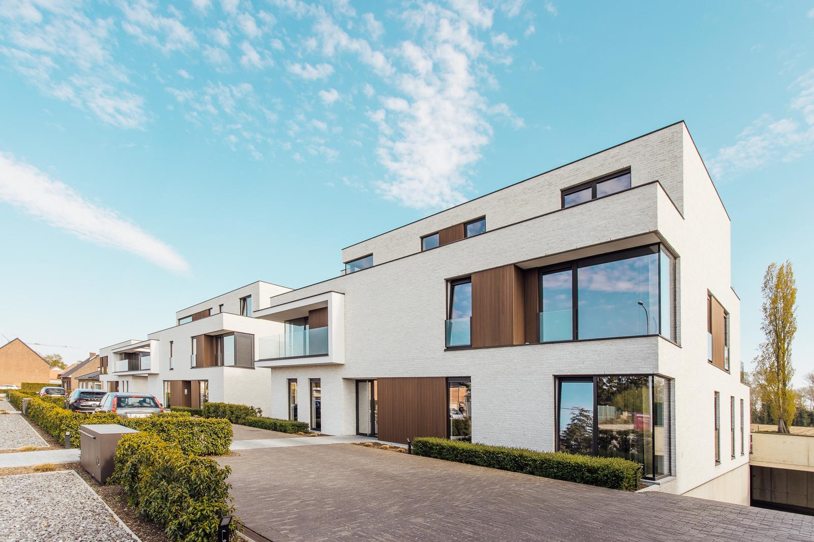 VZ Appartementen door Komplex Architecten