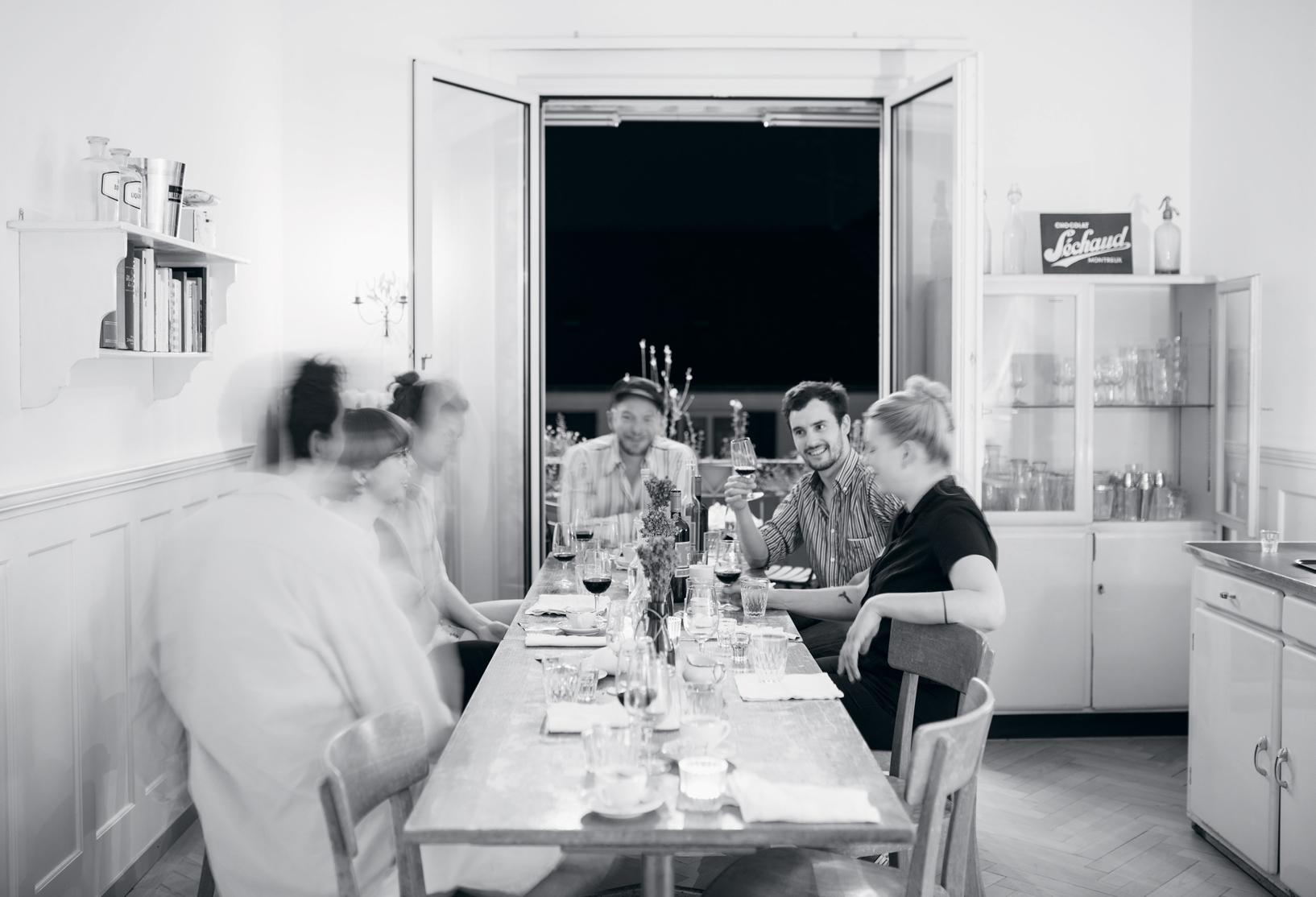 Fotografie Catherine Pearson Kochbuch «zu Tisch.»