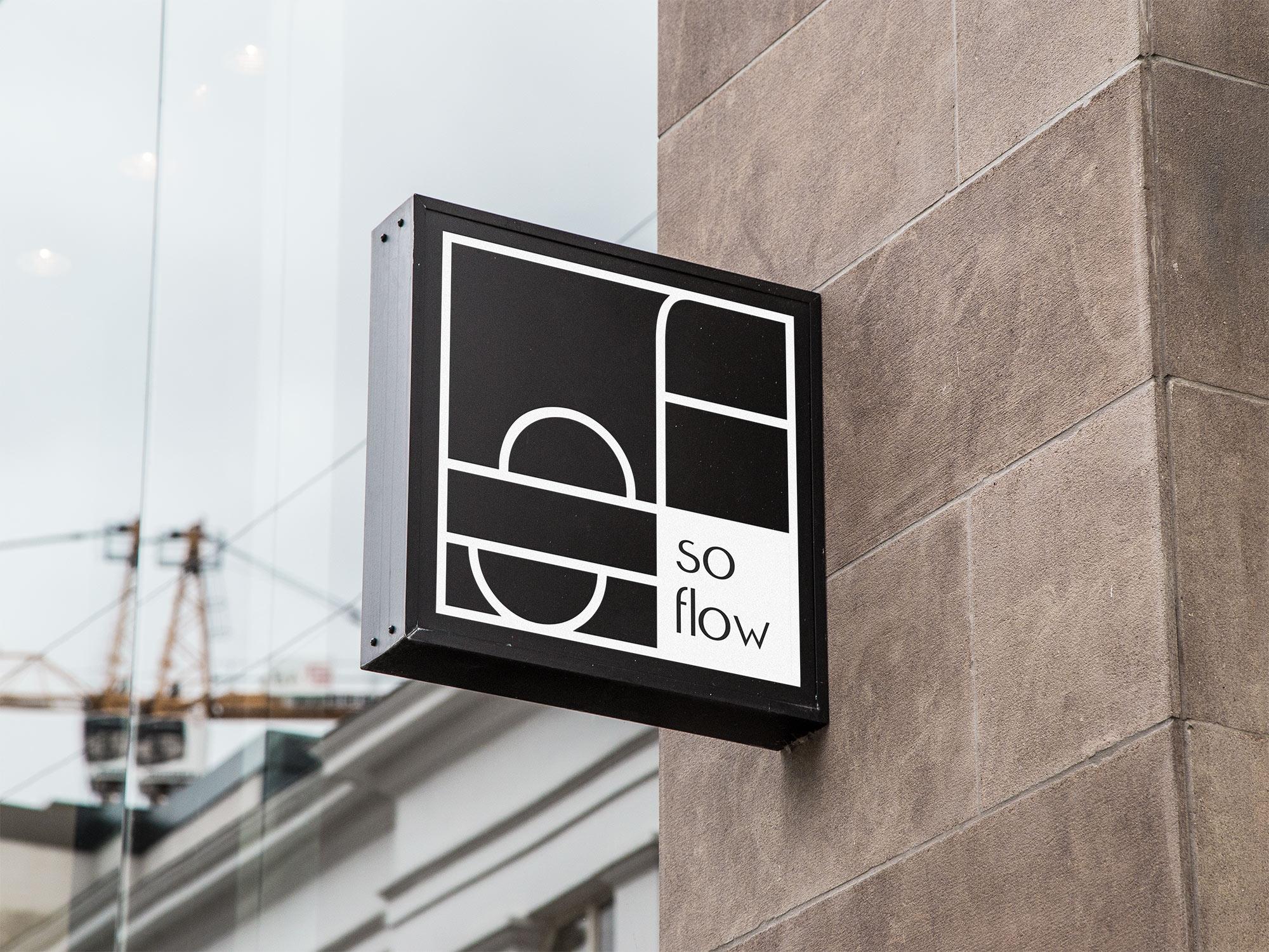 J. Soflow branding + web